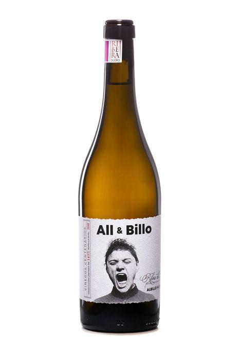 All & Billo - Ribera del duero blanco
