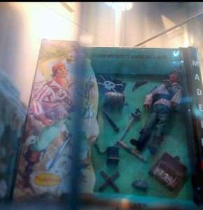 Museo del Juguete de Fompedraza Madelman