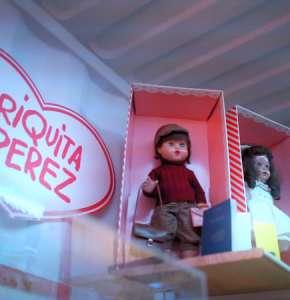 Museo del Juguete de Fompedraza - Mariquita Perez
